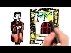Where did the Protestant Reformation originate? What were